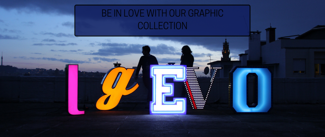 Be Inspired W/ Our Graphic Collection: Discover Them!