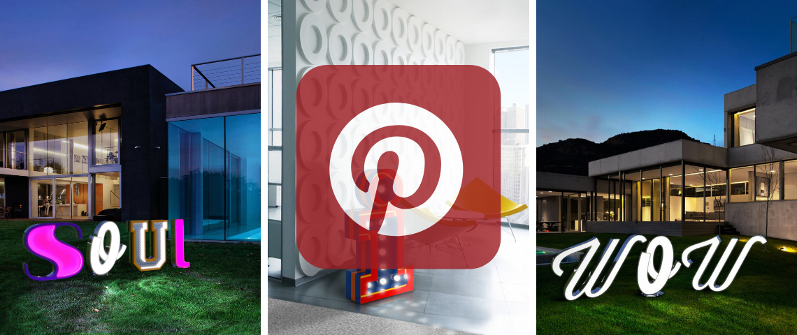 What's Hot On Pinterest: Graphic Lighting For Your Summer !