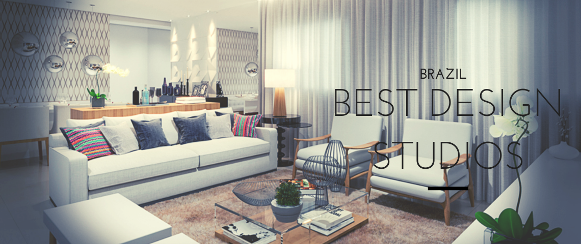 Discover The Best Design Studios in Brazil!