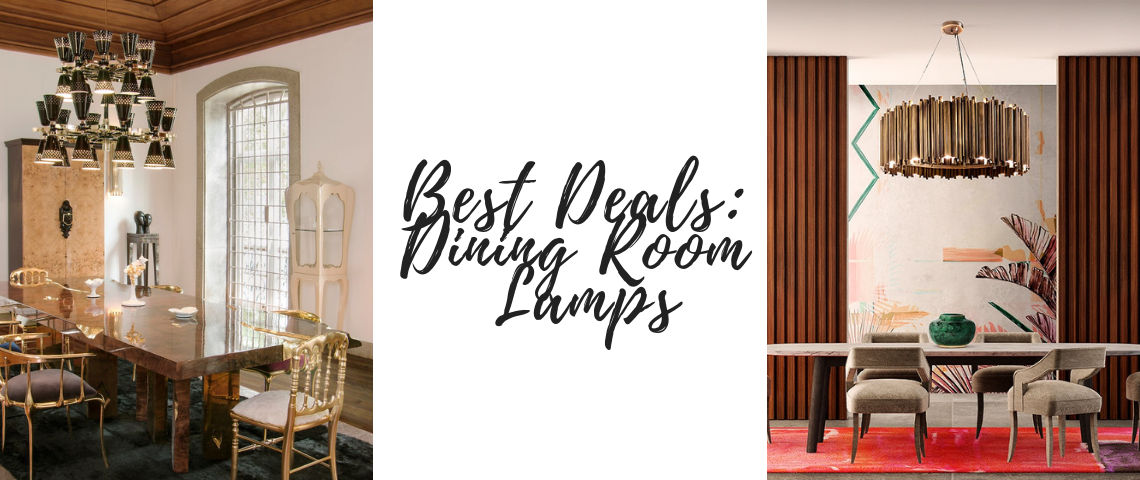 Best Deals: It's Time To Change The Lighting Fixture of your Dining Room!