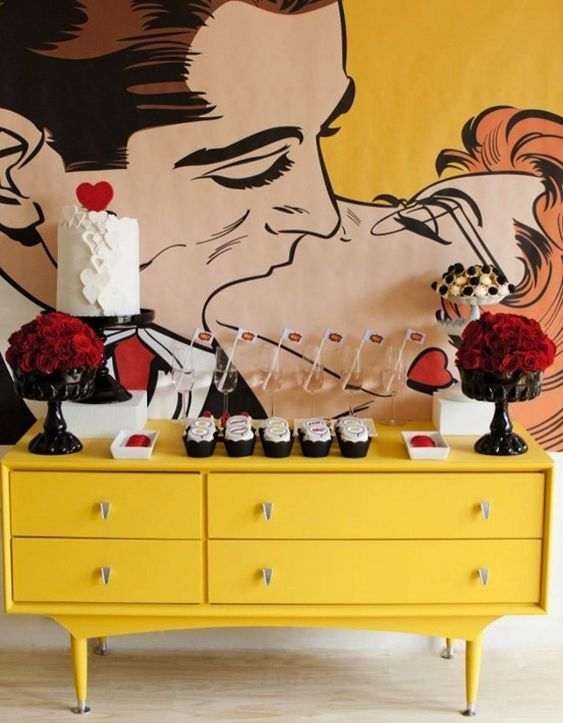 What is Hot on Pinterest: Pop Art Home Décor! pop art home décor What is Hot on Pinterest: Pop Art Home Décor! 10