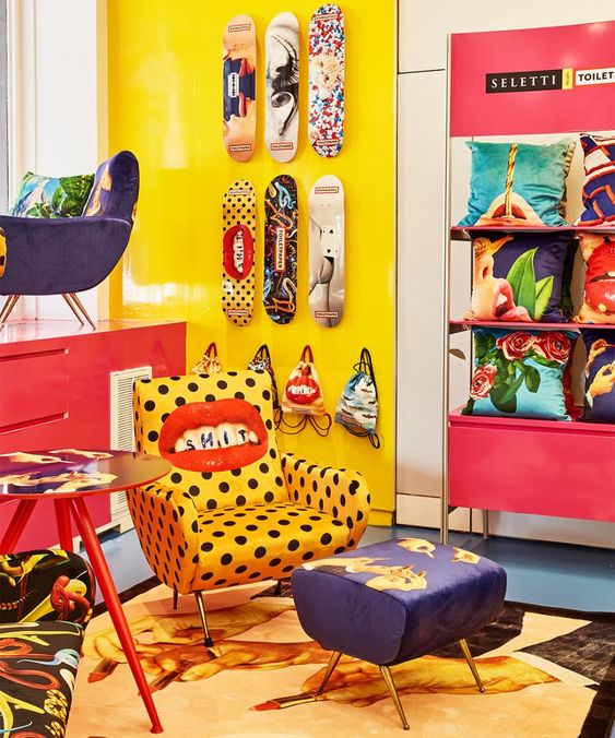 What is Hot on Pinterest: Pop Art Home Décor! pop art home décor What is Hot on Pinterest: Pop Art Home Décor! 2 2