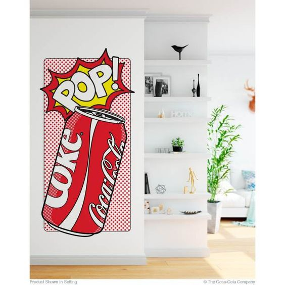 What is Hot on Pinterest: Pop Art Home Décor! pop art home décor What is Hot on Pinterest: Pop Art Home Décor! 3 3
