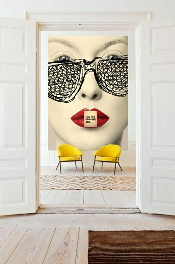 What is Hot on Pinterest: Pop Art Home Décor! pop art home décor What is Hot on Pinterest: Pop Art Home Décor! 8