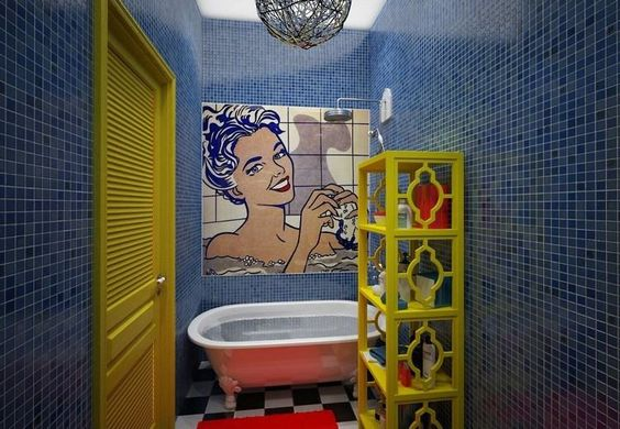 What is Hot on Pinterest: Pop Art Home Décor! pop art home décor What is Hot on Pinterest: Pop Art Home Décor! 9